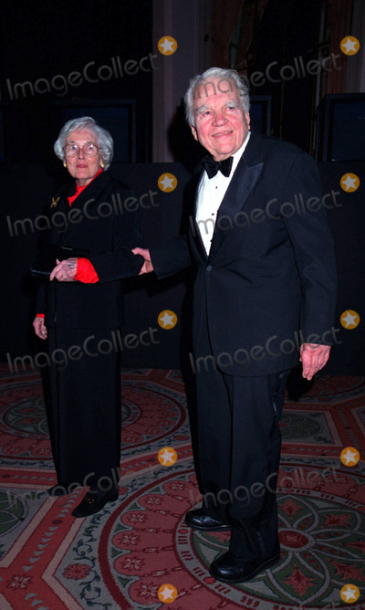 Andy Rooney Photo - Andy Rooney at the Museum of Television and Radios Annual Gala New York February 6 2002