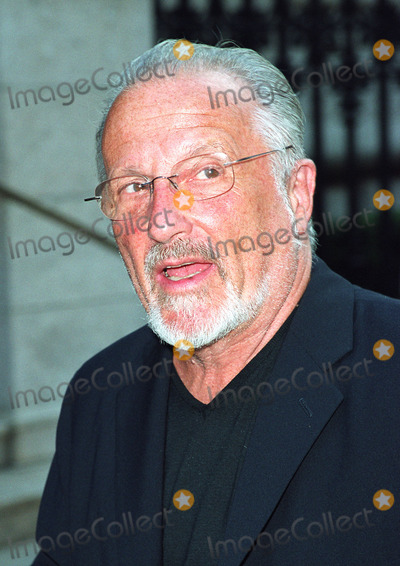 Stan Herman Photo - Designer Stan Herman attending the party Cocktails in the Garden at Cooper-Hewitt National Design Museum on Upper East Side in New York July 24 2002