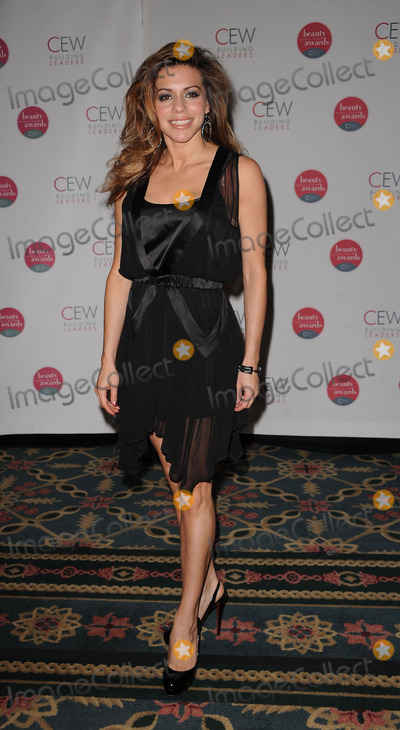 ANGEL REED Photo - Actress Angel Reed at the 2010 Cosmetic Executive Women Beauty Awards at The Waldorf Astoria on May 21 2010 in New York City