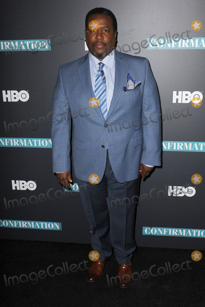 Wendell Pierce Photo - April 7 2016 New York CityWendell Pierce arrives to attend a special screening of HBOs Confirmation at Signature Theater on April 7 2016 in New York CityCredit Kristin CallahanACE Pictures