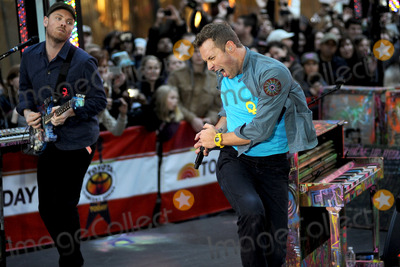 Photo - COLDPLAY PERFORMS ON NBC TODAY