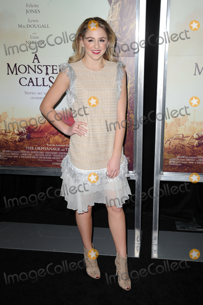Photo - A Monster Calls New York Premiere