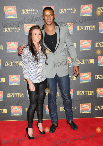 Courtney Lawes Photo - Courtney Lawes at the Led Zeppelin Celebration Day DVD screening launch held at Hammersmith ApolloLondon 12102012 Picture by Henry Harris  Featureflash