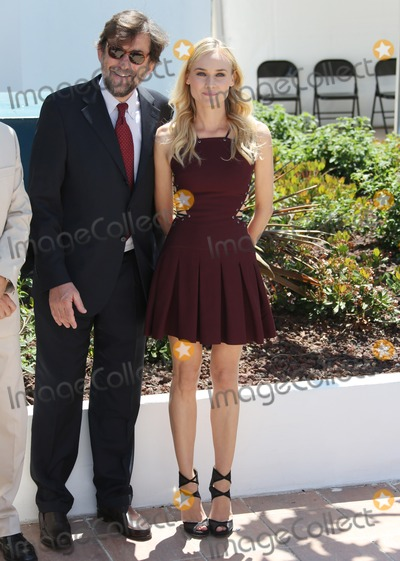 Nanni Moretti Photo - Diane Kruger and Nanni Moretti at the Cannes Jury photocall - during the 65th Cannes Film Festival Cannes France  16052012 Picture by Henry Harris  Featureflash