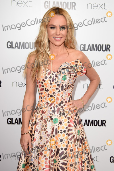 Photo - Amanda Holden at the Glamour Women of the Year Awards 2015 held in Berkley Square LondonJune 2 2015  London UKPicture Steve Vas  Featureflash