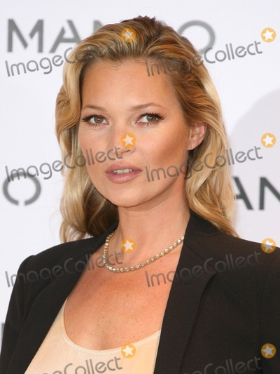 Photo - Kate Moss is annouced as the new face of Mango Mango Store Oxford St London 24012012  Picture by Alexandra Glen  Featureflash
