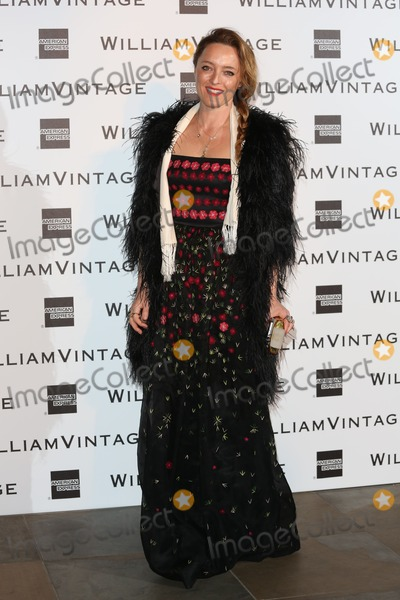 Alice Temperley Photo - Alice Temperley at the 3rd Annual WilliamVintage dinner held at St Pancras Hotel London 14022014Picture by Henry Harris  Featureflash