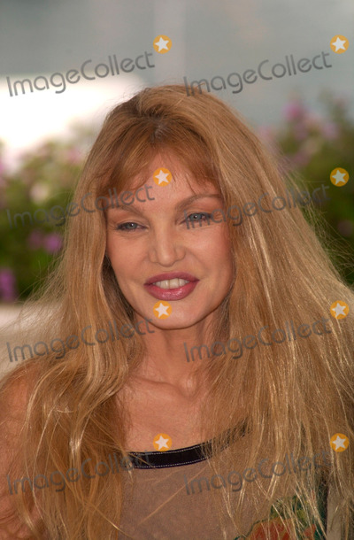Arielle Dombasle Photo - Actress ARIELLE DOMBASLE at the Cannes Film Festival to promote his new movie Savage Souls20MAY2001  Paul SmithFeatureflash