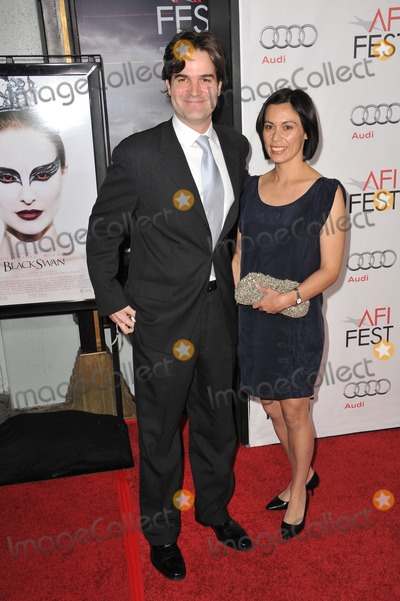 Andres Heinz Photo - Writer Andres Heinz  wife at the Los Angeles premiere of his new movie Black Swan the closing film of the 2010 AFI Fest at Graumans Chinese Theatre HollywoodNovember 11 2010  Los Angeles CAPicture Paul Smith  Featureflash