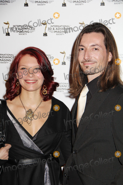 Photo - International 3D and Advanced Imaging Society Creative Arts Awards 2014