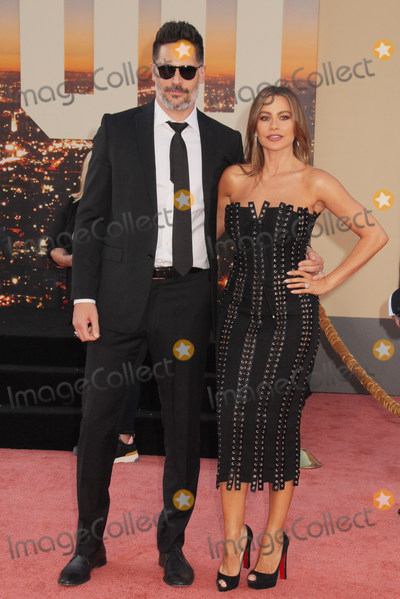 Photo - Joe Manganiello Sofia Vergara 07222019 The Los Angeles Premiere of Once Upon A Time In Hollywood held at the TCL Chinese Theatre in Los Angeles CA Photo by Izumi Hasegawa  HollywoodNewsWireco