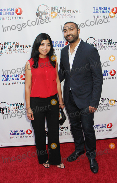 Anu Pradhan Photo - Anu Pradhan Mahesh Pailoor 04082014 Indian Film Festival SOLDheld at The Dolby Theatre in Hollywood CAPhoto by Denzel John  HollywoodNewsWirenet