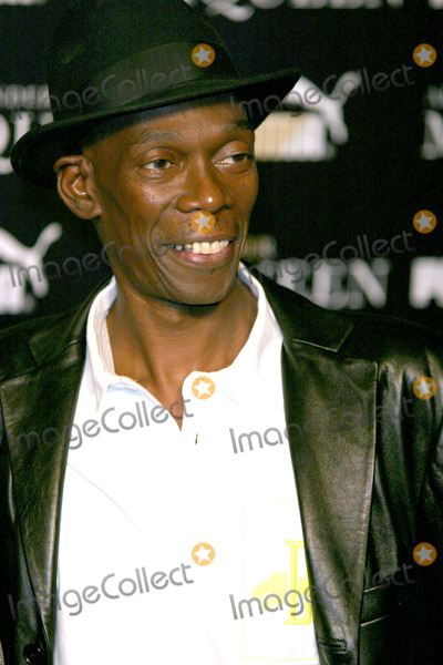 Alexander McQueen Photo - LondonMaxie Jazz from Faithless at the new Puma Trainer Launch Party designed by Alexander Mcqueen The event was held at the SE1 Club at London BridgeSeptember 19th 2005Picture by Art KarinaLandmark Media