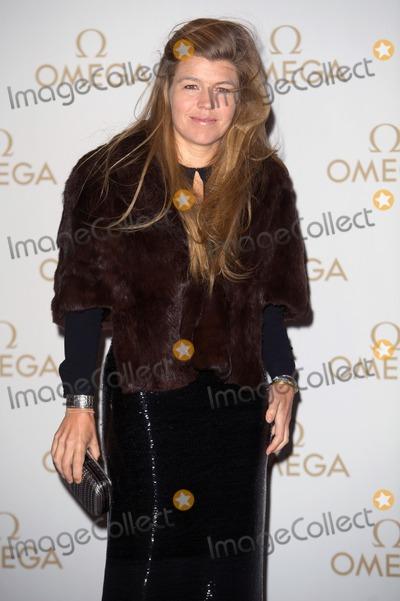 Amber Nuttall Photo - London UK Amber Nuttall  at  the Omega VIP Dinner hosted by Cindy Crawford at Aqua Shard London England UK on Wednesday 10th December 2014 Ref LMK370-50265-111214Justin NgLandmark Media WWWLMKMEDIACOM