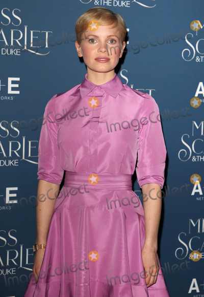 Photos From Miss Scarlet and the Duke World Premiere TV screening