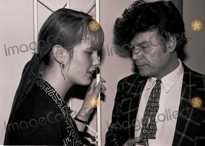 Photo - Bjorn Borg and Jannike Bjorling