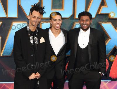 After Midnight Photo - London UK 5 After Midnight at Guardians of The Galaxy Vol 2 - European gala premiere at Eventim Apolllo Hammersmith London on April 24th 2017Ref LMK73-J229-250417Keith MayhewLandmark MediaWWWLMKMEDIACOM