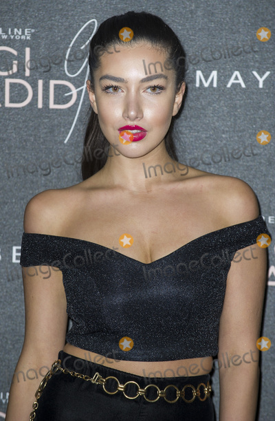 Nadine Hermez Photo - London UK Nadine Hermez  at  the Gigi Hadid X Maybelline party held at Hotel Gigi on November 7 2017 in London EnglandRef LMK386-J1094-081117Gary MitchellLandmark MediaWWWLMKMEDIACOM