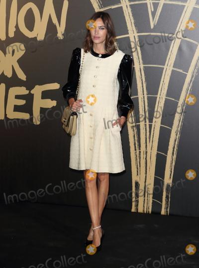 Photo - Naomi Campbells Fashion London Fashion Week