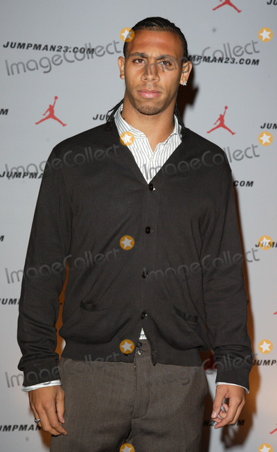 Anton Ferdinand Photo - London UK   West Ham football club player Anton Ferdinand (younger brother of Rio) at a Special Dinner hosted by Michael Jordan held at the Roundhouse Chalk Farm 19th October 2006 Keith MayhewLandmark Media