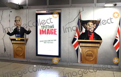 Photo - Spitting Image advertisement