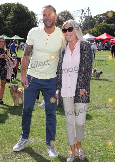 Angie Best Photo - London UK  Calum Best and Angie Best atPup Aid 2017 at Primrose Hill London on Saturday September 2nd 2017  2nd September 2017 Ref LMK73-S638-030917Keith MayhewLandmark Media WWWLMKMEDIACOM