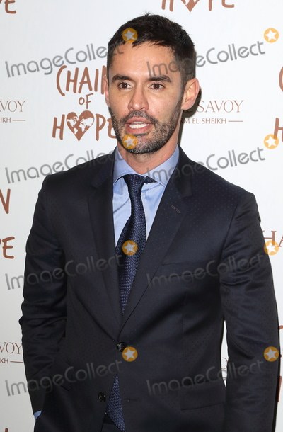 Photo - London UK  Jean-Bernard Fernandez-Versini  at the Chain Of Hope Ball at Old Billingsgate Lower Thames Street London 16 November 2018 RefLMK73-S1930-171118Keith MayhewLandmark Media WWWLMKMEDIACOM