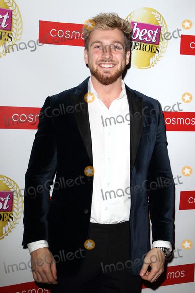 Photo - London UK  Sam Thompson at The Best Heroes Awards 2019 at The Bloomsbury Hotel London on October 15th 2019Ref LMK73-J5617-161019Keith MayhewLandmark MediaWWWLMKMEDIACOM