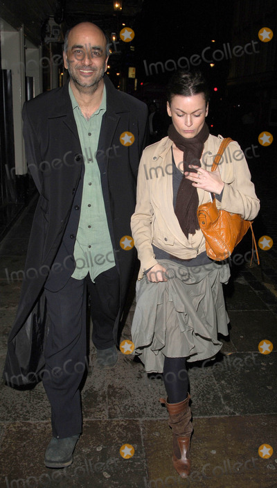 Art Malik Photo - London UK Art Malik and Keira Malik at the God of Carnage press night at the Gielgud Theatre25 March 2008Can NguyenLandmark Media