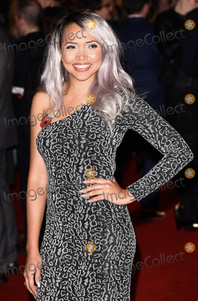 Aisha Kasim Photo - LondonUK Aisha Kasim at the The Hunger Games - Mockingjay Part 2 UK Premiere of The Hunger Games - Mockingjay Part 2 at the Odeon Leicester Square 5th November 2015Ref LMK392-58073-061115Vivienne VincentLandmark Media WWWLMKMEDIACOM