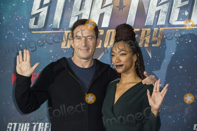 Photos From 'Star Trek: Discovery' photocall