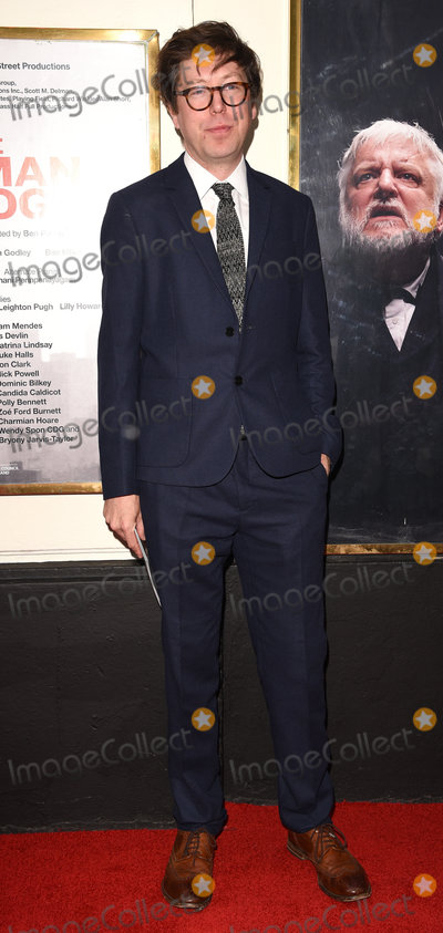 Photo - London UK  Ben Power at The Lehman Trilogy Press Night held at Piccadilly Theatre Denman Street London on Wednesday 22 may 2019  May 2019  Ref LMK392-J4931-230519Vivienne VincentLandmark Media WWWLMKMEDIACOM