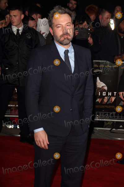 Ben Affleck Photo - Live By Night European Premiere