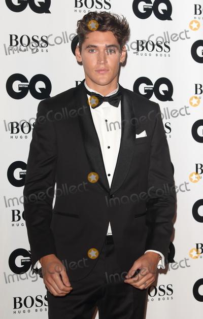 Richard Jones Photo - Los AngelesCAUSA  Isaac Carew at the GQ Men of the Year Awards 2018 at Tate Modern Bankside London 5th September 2018RefLMK73-S1710-060918Keith MayhewLandmark MediaWWWLMKMEDIACOM