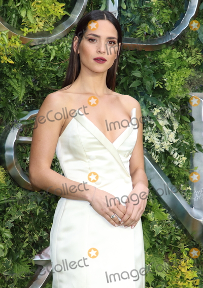 Adria Ajorna Photo - London UK Adria Ajorna at Global TV Premiere of Amazon Original Good Omens at Odeon Luxe Leicester Square London on May 28th 2019Ref LMK73-J4965-290519Keith MayhewLandmark MediaWWWLMKMEDIACOM