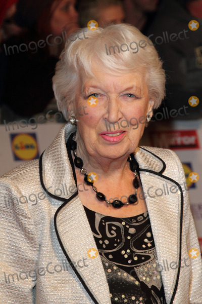 June Whitfield Photo - London UK  291012June Whitfield at the Daily Mirror Pride Of Britain Awards held at the Grosvenor House Hotel in Park Lane London29 October 2012Keith MayhewLandmark Media