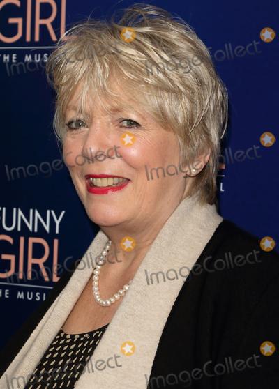 Alison Steadman Photo - London UK  Alison Steadman at Funny Girl Press Night at The Savoy Theatre Charing Cross Road London on Wednesday 20 April 2016 Ref LMK73-60274-210416Keith MayhewLandmark Media WWWLMKMEDIACOM