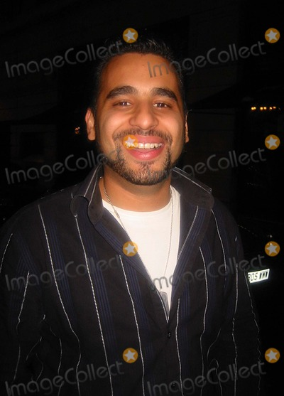 Ameet Chana Photo - London Ameet Chana - actor previously in Eastenders soap - outside Movida nightclub where Tara Reids Wild On E party took place19 August 2005ZakkkLandmark Media
