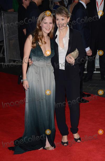 Anamaria Marinca Photo - London UK Alicia Von Rittberg and Anamaria Marinca  at the  2014 BFI LFF Closing Gala Screening of Fury  on Sunday 19th October 2014  Ref LMK392-49852-201014Vivienne VincentLandmark Media WWWLMKMEDIACOM