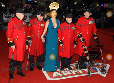 Photo - Dads Army  World Premiere