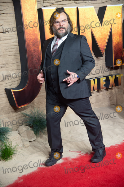 Photos From Jumanji:The Next Level UK Premiere