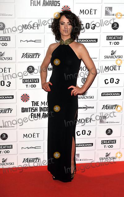 Amy Manson Photo - London UK  Amy Manson at the Moet British Independent Film Awards (BIFAS)  Old Billingsgate London 4th  December 2011Keith MayhewLandmark Media