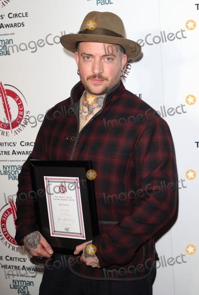 The Prince of Wales Photo - LondonUK  Jamie Lloyd at The Critics Circle Theatre Awards held at The Prince of Wales Theatre London11 February 2020Ref LMK73-MB6001-120220Keith MayhewLandmark Media WWWLMKMEDIACOM