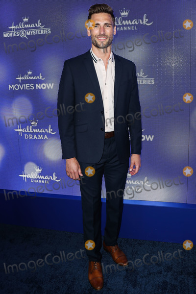 Andrew Walker Photo - BEVERLY HILLS LOS ANGELES CALIFORNIA USA - JULY 26 Andrew Walker arrives at the Hallmark Channel And Hallmark Movies And Mysteries Summer 2019 TCA Press Tour Event held at a Private Residence on July 26 2019 in Beverly Hills Los Angeles California United States (Photo by Xavier CollinImage Press Agency)