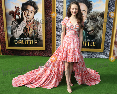 Photo - Los Angeles Premiere Of Universal Pictures Dolittle