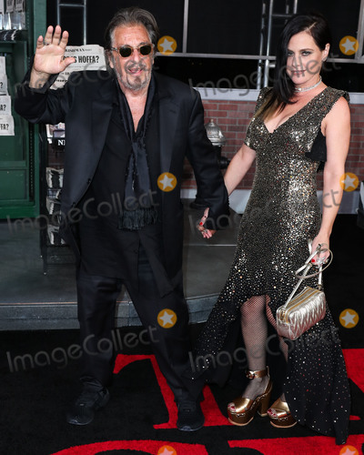 Meital Dohan Photo - HOLLYWOOD LOS ANGELES CALIFORNIA USA - OCTOBER 24 Actor Al Pacino and girlfriend Meital Dohan arrive at the Los Angeles Premiere Of Netflixs The Irishman held at TCL Chinese Theatre IMAX on October 24 2019 in Hollywood Los Angeles California United States (Photo by Xavier CollinImage Press Agency)