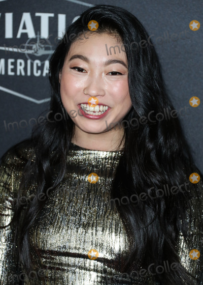 Photo - BEVERLY HILLS LOS ANGELES CA USA - NOVEMBER 04 Awkwafina Nora Lum at the 22nd Annual Hollywood Film Awards held at The Beverly Hilton Hotel on November 4 2018 in Beverly Hills Los Angeles California United States (Photo by Xavier CollinImage Press Agency)