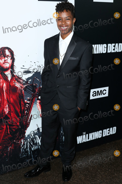 Angel Theory Photo - LOS ANGELES CA USA - SEPTEMBER 27 Angel Theory at the Los Angeles Premiere Of AMCs The Walking Dead Season 9 held at the Directors Guild of America Theater Complex on September 27 2018 in Los Angeles California United States (Photo by Xavier CollinImage Press Agency)