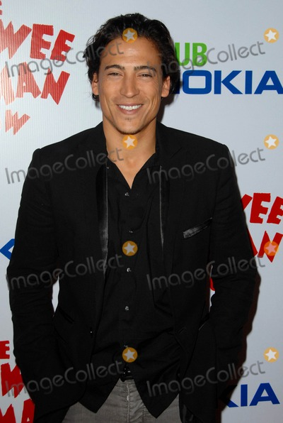 Photo - Opening Night Red Carpet of the pee-wee Herman Show