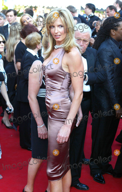 Photos From Penny Lancaster 'Shrek 2' Premiere 'Cannes Film Festival 2004'-cannes, France.